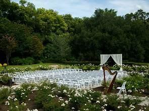 Leu Gardens Wedding Ceremony